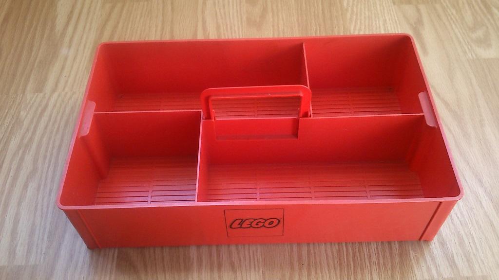 lego sortierkiste sortierkasten k stchen rot sortieren aufbewahrung box city kg ebay. Black Bedroom Furniture Sets. Home Design Ideas